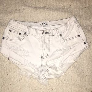 One Teaspoon shorts SZ 26